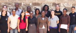 Kenya Team with Dignitas